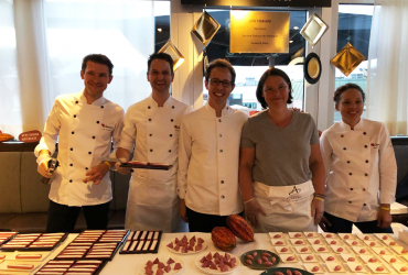 CARMA Chocolate Academy Team